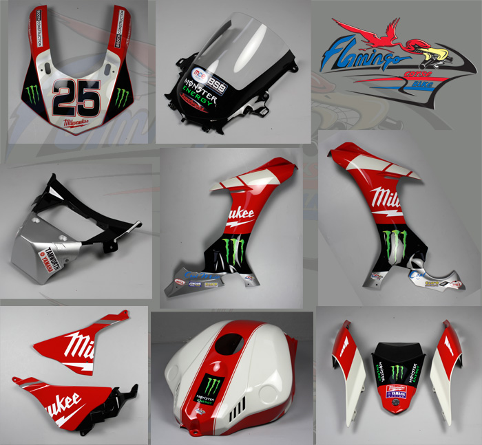 Yamaha R Tail Fairing