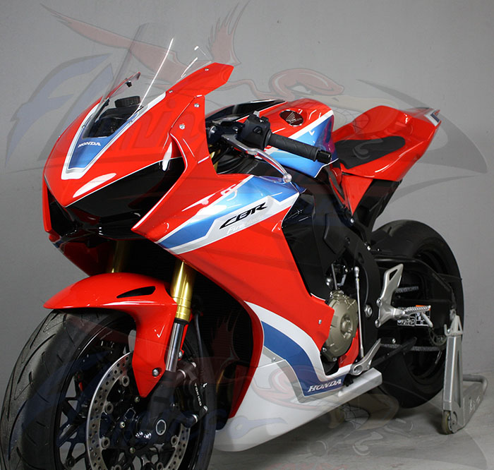 FLAMINGO CORSE BIKE - Complete racing track Plus model fairing honda cbr 1000 rr 2017 2018 ...